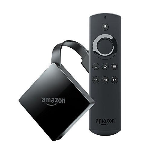 All-New Fire TV with 4K Ultra HD and Alexa Voice Remote | Streaming Media Player